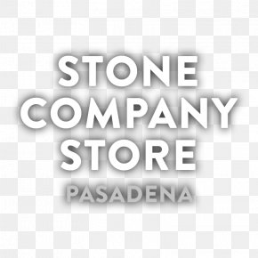 Pasadena Logo Stone Brewing Co. BeerStone Brewing - Stone Company Store PNG