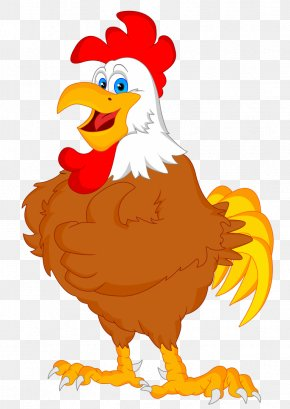 Rooster - Chicken Rooster Cartoon PNG