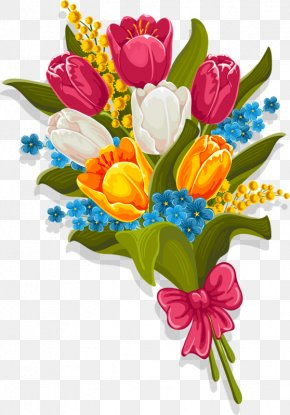 Tulip - Stock Photography Flower Bouquet Clip Art PNG