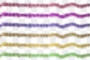 Colored Lines - Adhesive Tape Textile Clip Art PNG