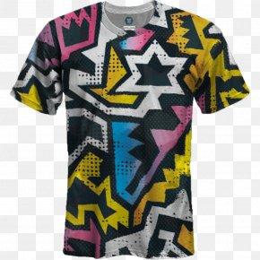 T-shirt - Printed T-shirt Clothing Stock Photography Printing PNG