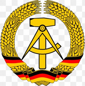 Arms - Uprising Of 1953 In East Germany West Germany Coat Of Arms Of Germany PNG