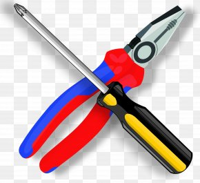 Tools Clipart - Hand Tool Electrician Electricity Clip Art PNG
