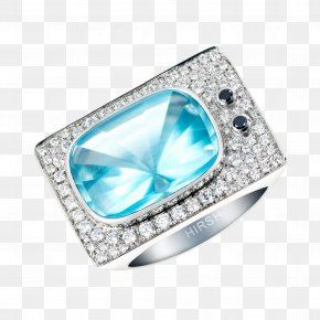 Ring - Ring Jewellery Diamond Sapphire Gemstone PNG