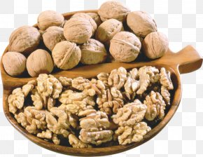 Walnuts And Walnut - Walnut Breakfast Cereal High-definition Video 1080p Wallpaper PNG