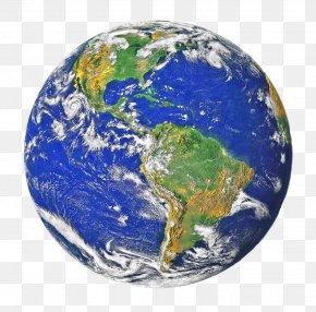 Earth - Earth Globe PNG