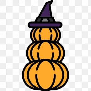 Halloween - Muffin Halloween Pumpkin Icon PNG
