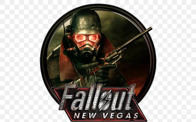 Fallout: New Vegas Fallout 3 Fallout: Brotherhood Of Steel Xbox 360 Video Game, PNG, 512x512px, Fallout New Vegas, Bethesda Softworks, Chris Avellone, Electronic Entertainment Expo 2010, Fallout Download Free