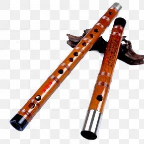 Flute - Bansuri Pipe Flageolet PNG