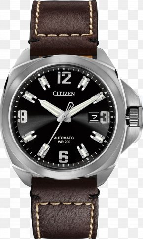 Watch - Eco-Drive Citizen Holdings Automatic Watch Movement PNG
