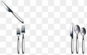 Silverware Transparent Images - Fork Household Silver Fiesta Tableware PNG