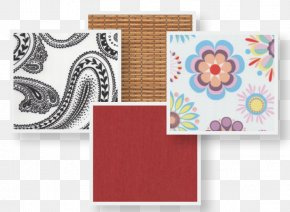 Colorful Shading - Paper Place Mats Rectangle Brand Font PNG