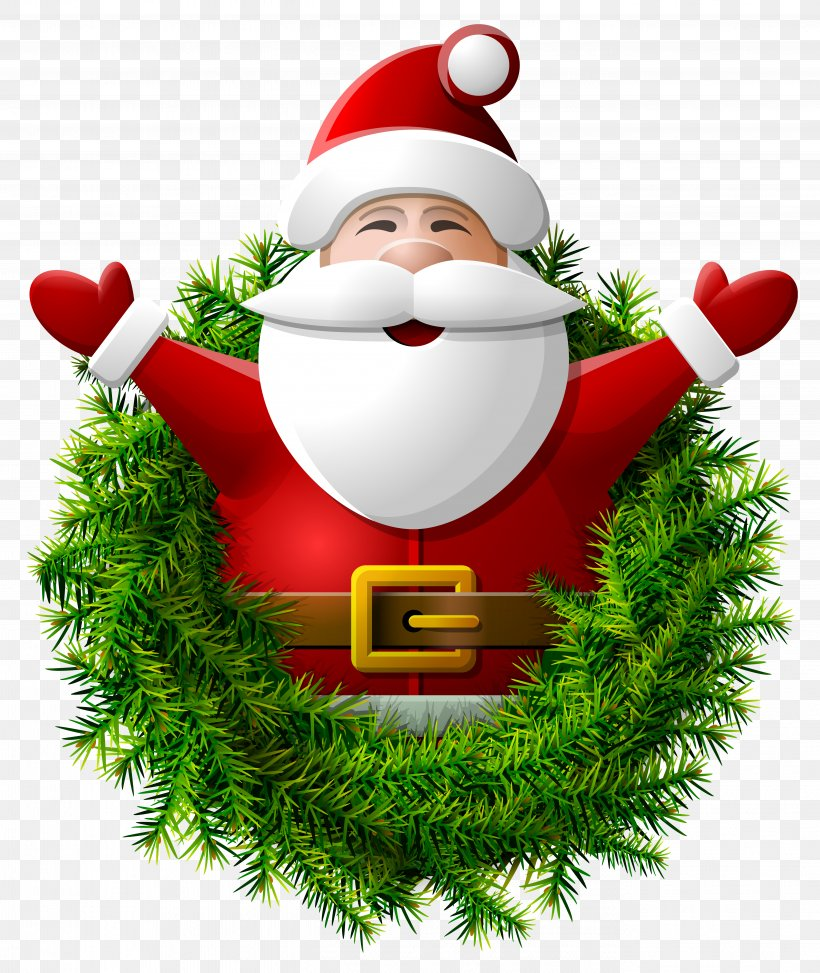 Santa Claus Clip Art Christmas Day Image, PNG, 5359x6363px, Santa Claus, Christmas, Christmas Day, Christmas Decoration, Christmas Ornament Download Free