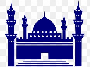 Blue Castle - Sultan Ahmed Mosque Islam Clip Art PNG