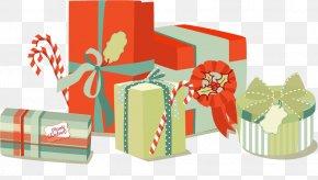 Gift Box - Christmas Card Christmas Gift PNG