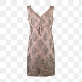 Ms. Decorative Lace Dress - Dress Clothing Lace PNG