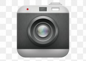 Vector Camera - IPod Touch Camera Download Application Software PNG