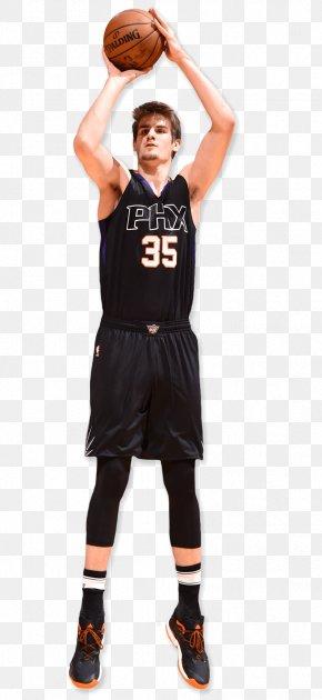 Basketball - Dragan Bender Basketball Phoenix Suns 2016–17 NBA Season Jersey PNG