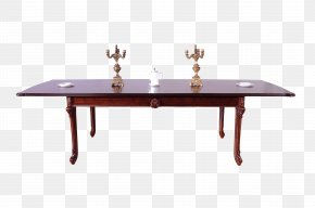 Table - Table Furniture Dining Room Matbord Mid-century Modern PNG