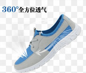360 ° All-round Breathable Shoes - Nike Free Sneakers Shoe Adidas Sportswear PNG