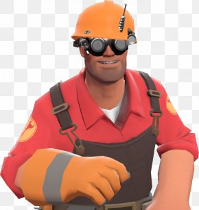 GOGGLES - Team Fortress 2 Engineer Wiki Goggles Glasses PNG