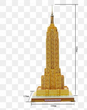 Free Material Empire State Building Zoom Chart - Statue Of Liberty Empire State Building Willis Tower World Trade Center PNG