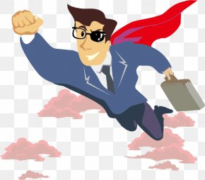 Business Man - White-collar Worker Salaryman Clip Art PNG