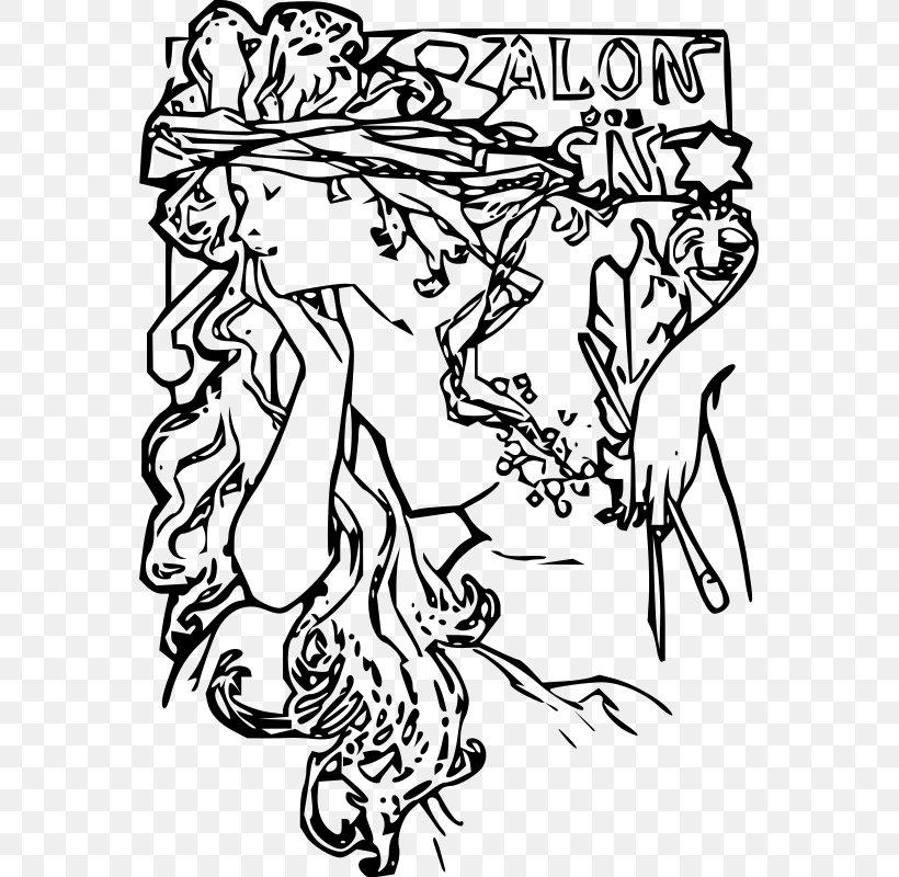 - Alphonse Mucha's Art Nouveau: A Vintage Coloring Book -Volume 1- Drawing  Amants, PNG, 565x800px, Art Nouveau,