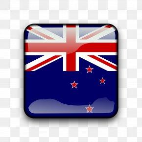 Flag - Flag Of New Zealand Silver Fern Flag National Flag PNG