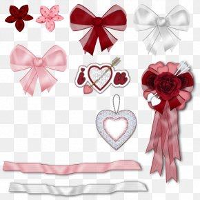 Hand-painted Pink Ribbons And Bows - Pink Ribbon Butterfly Pink Ribbon PNG
