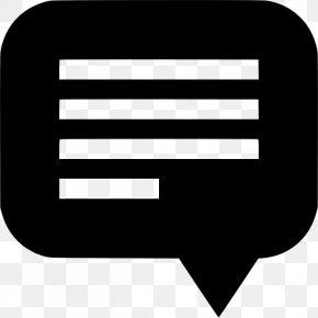 Text Description - Speech Balloon Text Clip Art PNG