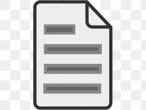 Sign Document - Clip Art Document Computer File PNG