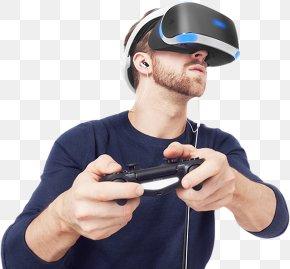 Virtual Reality - PlayStation VR Virtual Reality Headset Gran Turismo Sport Sony PlayStation 4 Slim PNG