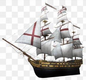 Ship - Assassin's Creed IV: Black Flag Assassin's Creed II Man-of-war Warship PNG