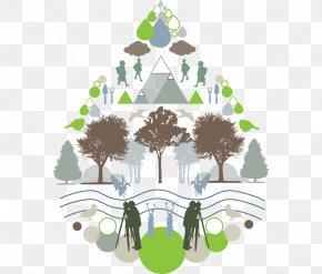 Logo Arch - Green Leaf Logo PNG