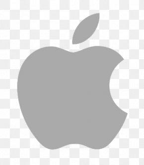 Apple Grey Logo - Macintosh Apple Icon Image Format Icon PNG