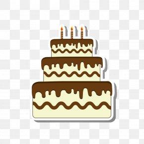 Layer Cake - Torte Birthday Cake Layer Cake Cream Chocolate Cake PNG
