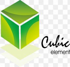 LOGO Art Design Vector Material - Cube Euclidean Vector Logo Illustration PNG