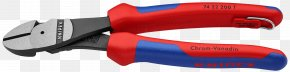 Pliers - Knipex Hand Tool Diagonal Pliers PNG