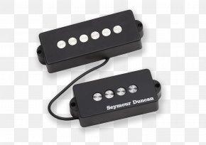Bass Guitar - Fender Precision Bass Guitar Amplifier Seymour Duncan String Instruments Pickup PNG