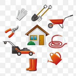Garden Tools - Garden Tool Horticulture Gardening PNG