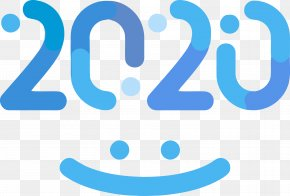 Smile Text - Happy New Year 2020 New Years 2020 2020 PNG
