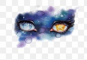 Vector Stars Eyes PNG