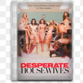 Desperate Housewives 8 - Poster Muscle PNG