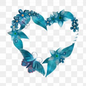 Jewellery Plant - Blue Aqua Turquoise Teal Turquoise PNG