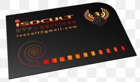 Business Card Logo - Brand Logo Font PNG
