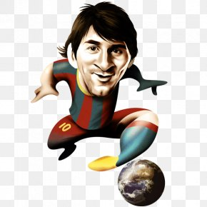 Bruce Lee Clipart Caricature Art - Lionel Messi FC Barcelona Argentina National Football Team Drawing PNG