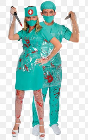 Costume Party Halloween Costume Scrubs Clothing PNG