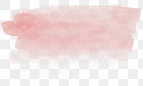 Red Color Background Brush Creative Pull HD Free - Color Red PNG