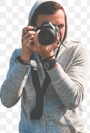 Photographer Transparent Picture - Photography Photographer PNG